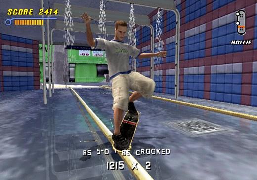 Tony Hawk 3 PS2