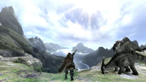 Monster Hunter Tri Top Wii Role-Playing Games
