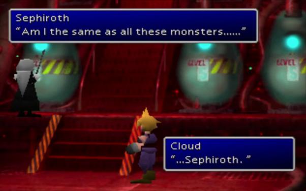 Cloud vs Zack
