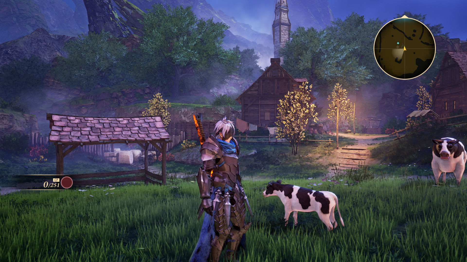 Tales of Arise Cows