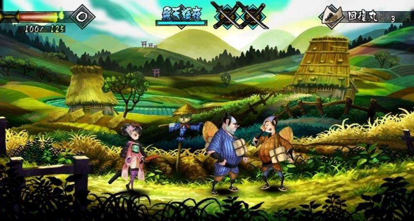 Muramasa Top Wii Role-Playing Games