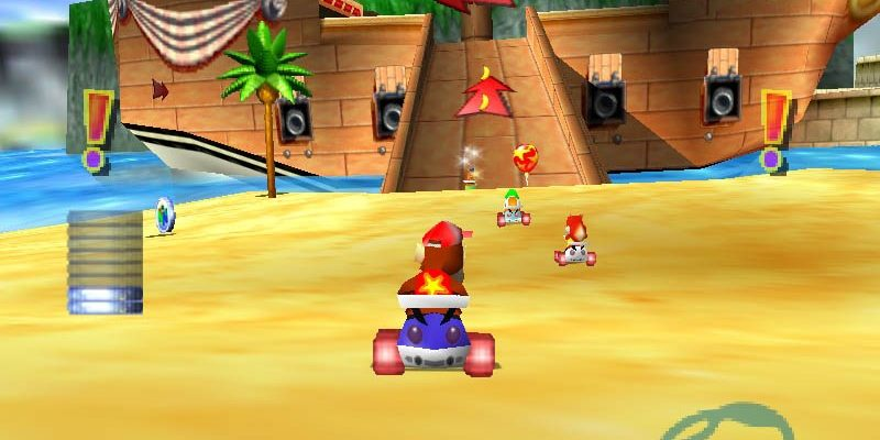 Diddy Kong Racing Top Ten Nintendo 64 Games