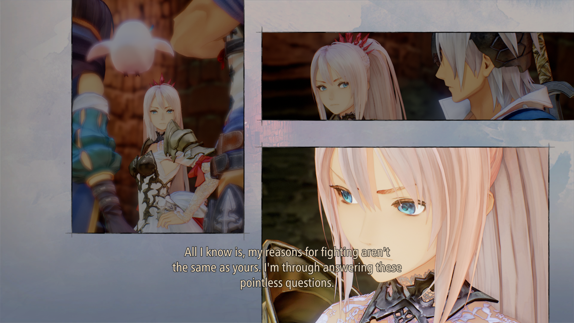 Tales of Arise Review Story